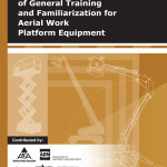 Statement of Best Practices of General Training and Familiarization for Aerial Work Platform Equipment
